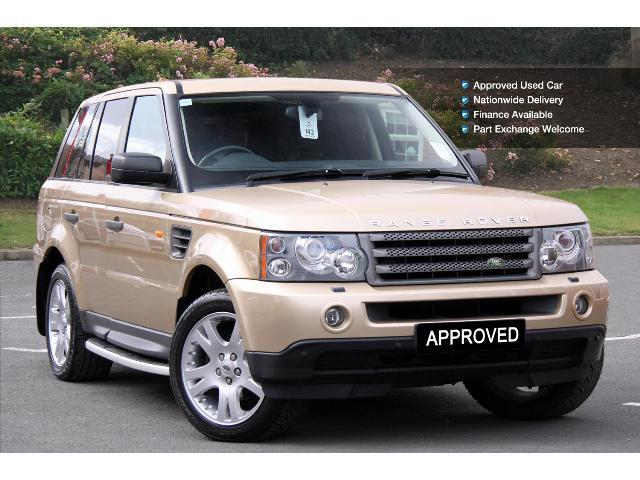 book a used land rover range rover sport 2 7 tdv6 hse 5dr auto diesel estate test drive. Black Bedroom Furniture Sets. Home Design Ideas