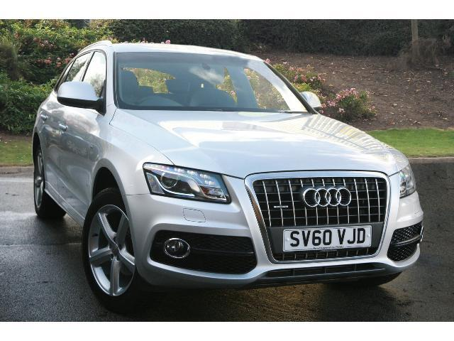 used audi q5 2 0 tdi 143 quattro s line 5dr diesel estate for sale bristol street motors. Black Bedroom Furniture Sets. Home Design Ideas