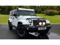 Jeep Wrangler 2.8 Crd X Edition 4Dr Auto Diesel Hardtop
