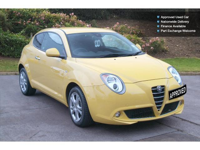 used alfa romeo mito 1 4 8v sprint 3dr petrol hatchback for sale bristol street motors. Black Bedroom Furniture Sets. Home Design Ideas