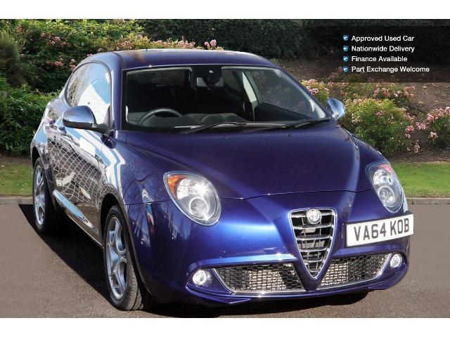 used alfa romeo mito 1 6 jtdm 2 distinctive 3dr start. Black Bedroom Furniture Sets. Home Design Ideas