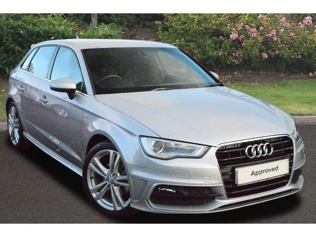 used audi a3 1 4 tfsi 150 s line 5dr s tronic nav petrol hatchback for sale bristol street. Black Bedroom Furniture Sets. Home Design Ideas
