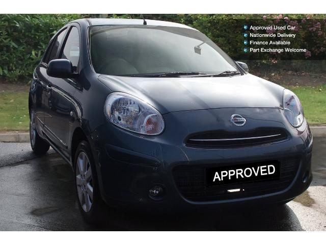 enquire on a used nissan micra 1 2 dig s elle 5dr petrol. Black Bedroom Furniture Sets. Home Design Ideas