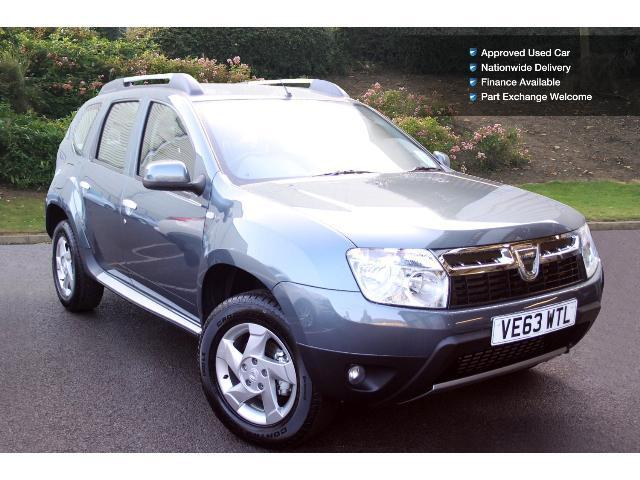 book a used dacia duster 1 5 dci 110 laureate 5dr 4x4. Black Bedroom Furniture Sets. Home Design Ideas