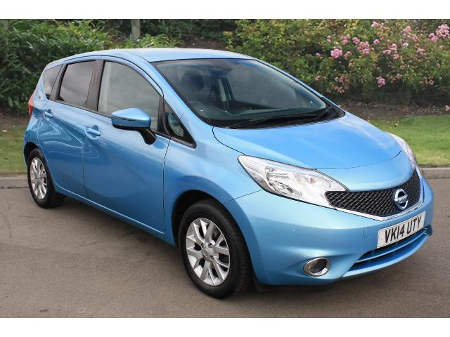 book a used nissan note 1 5 dci acenta premium 5dr diesel hatchback test drive bristol street. Black Bedroom Furniture Sets. Home Design Ideas