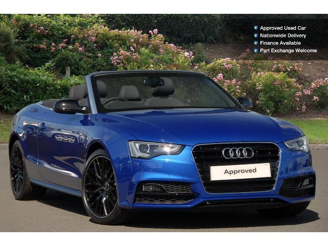Used audi a5 2 0 tdi 177 s line special edition plus 2dr - Audi a5 coupe 3 0 tdi quattro s line special edition ...