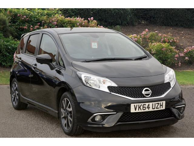 book a used nissan note 1 5 dci tekna 5dr diesel hatchback test drive bristol street motors. Black Bedroom Furniture Sets. Home Design Ideas