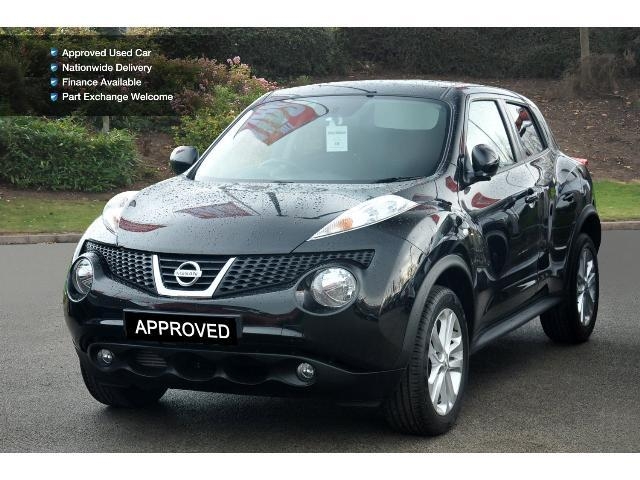 used nissan juke 1 5 dci acenta 5dr sport pack diesel. Black Bedroom Furniture Sets. Home Design Ideas