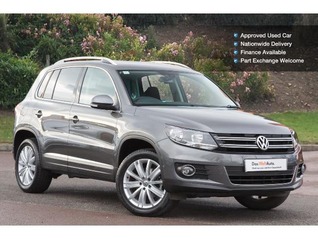 used volkswagen tiguan 2 0 tdi bluemotion tech match edition 184 5dr dsg diesel estate for sale. Black Bedroom Furniture Sets. Home Design Ideas