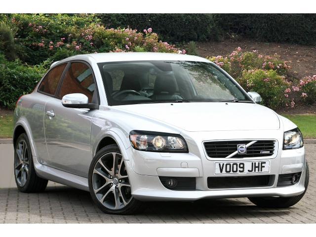 used volvo c30 1 8 se sport 3dr petrol coupe for sale. Black Bedroom Furniture Sets. Home Design Ideas