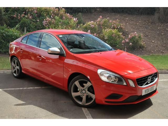 used volvo s60 d3 163 r design 4dr diesel saloon for sale bristol street motors. Black Bedroom Furniture Sets. Home Design Ideas