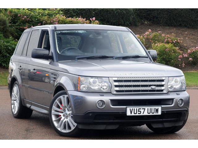 used land rover range rover sport 2 7 tdv6 hse 5dr auto diesel estate for sale bristol street. Black Bedroom Furniture Sets. Home Design Ideas