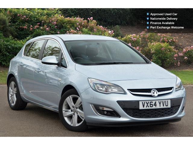 used vauxhall astra 1 6 cdti 16v ecoflex 136 sri 5dr diesel hatchback for sale bristol street. Black Bedroom Furniture Sets. Home Design Ideas