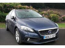 Volvo V40 D2 Cross Country Lux 5Dr Diesel Hatchback