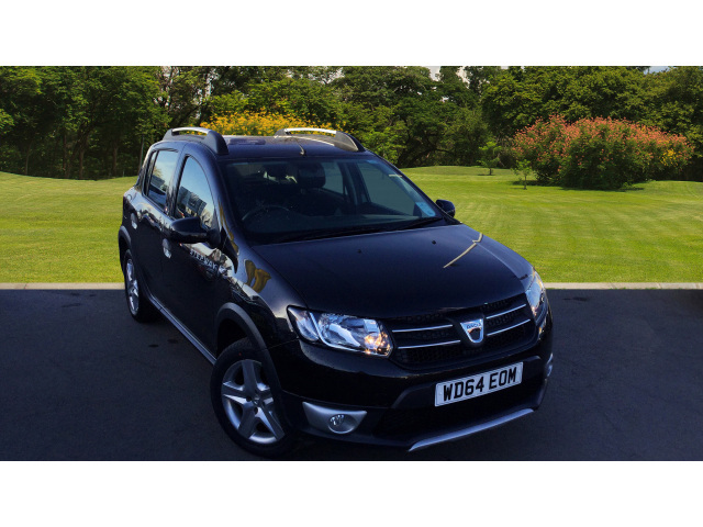 book a used dacia sandero stepway 1 5 dci laureate 5dr. Black Bedroom Furniture Sets. Home Design Ideas