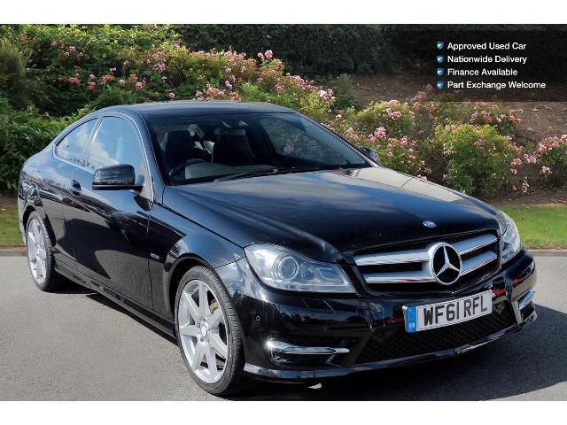 Used mercedes benz c class c180 blueefficiency amg sport for Mercedes benz c class sports edition