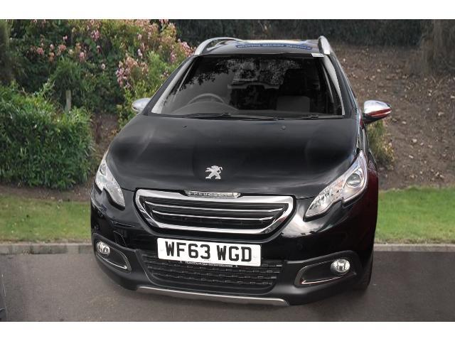 used peugeot 2008 1 6 e hdi 115 allure 5dr diesel estate. Black Bedroom Furniture Sets. Home Design Ideas