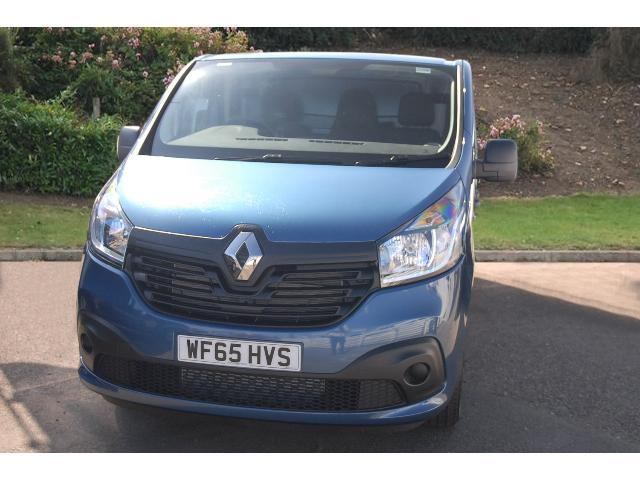 used renault trafic lwb diesel ll29 energy dci 120 business van for sale bristol street motors. Black Bedroom Furniture Sets. Home Design Ideas