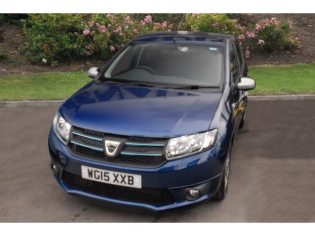 used dacia sandero 1 5 dci laureate prime 5dr diesel. Black Bedroom Furniture Sets. Home Design Ideas