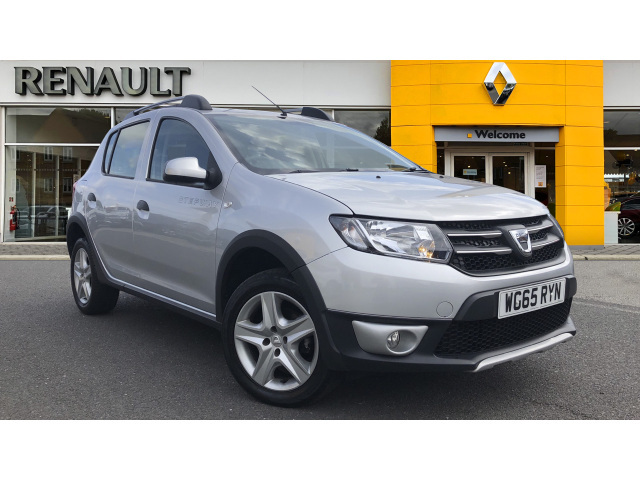 enquire on a used dacia sandero stepway 1 5 dci laureate. Black Bedroom Furniture Sets. Home Design Ideas