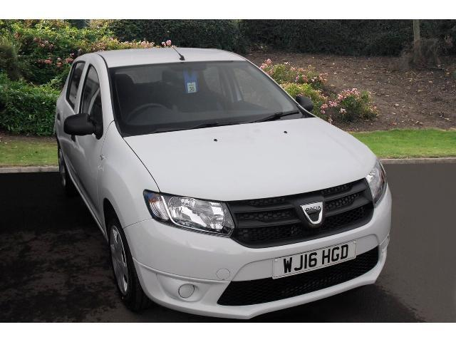used dacia sandero 1 2 16v 75 ambiance 5dr petrol hatchback for sale bristol street motors. Black Bedroom Furniture Sets. Home Design Ideas