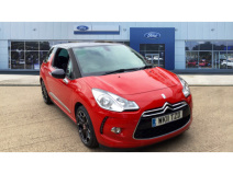 Citroen DS3 1.6 Hdi 110 Dsport 3Dr Diesel Hatchback