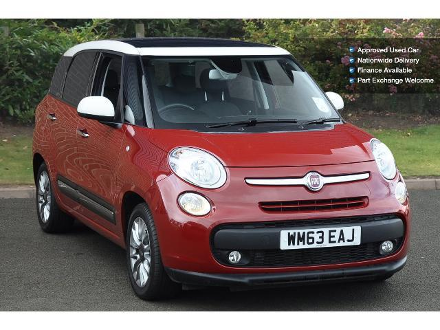 used fiat 500l mpw 1 6 multijet 105 lounge 5dr diesel estate for sale bristol street motors. Black Bedroom Furniture Sets. Home Design Ideas