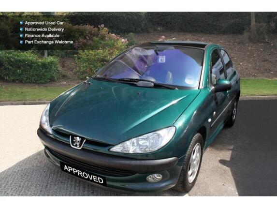 used peugeot 206 1 6 110 roland garros 5dr ac petrol hatchback for sale bristol street motors. Black Bedroom Furniture Sets. Home Design Ideas