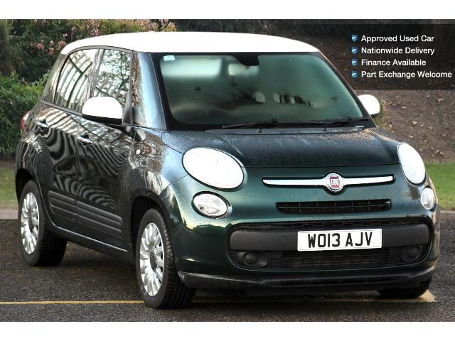 used fiat 500l 1 3 multijet 85 easy 5dr diesel hatchback. Black Bedroom Furniture Sets. Home Design Ideas