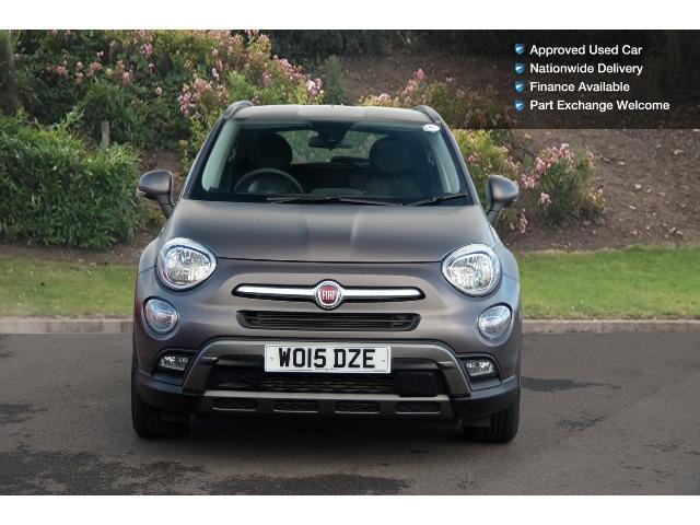 used fiat 500x 2 0 multijet 4x4 cross 5dr auto diesel hatchback for sale bristol street motors. Black Bedroom Furniture Sets. Home Design Ideas