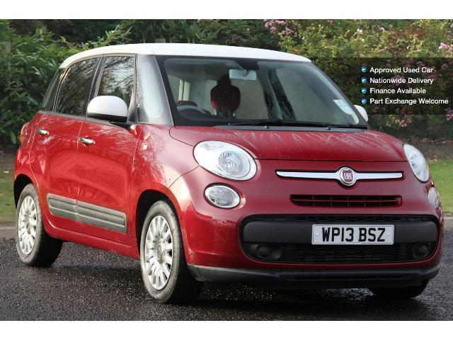 book a used fiat 500l mpw 1 3 multijet 85 lounge 5dr diesel estate test drive bristol street. Black Bedroom Furniture Sets. Home Design Ideas