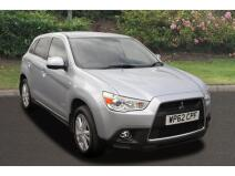 Mitsubishi Asx 1.8 [116] 3 Cleartec 5Dr 4Wd Diesel Estate