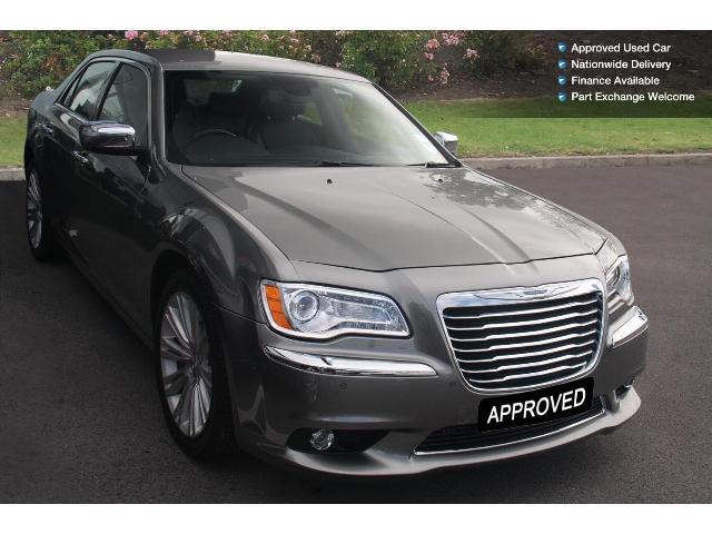 Used chrysler 300c 3 0 v6 crd limited 4dr auto diesel for Chrysler 300c diesel