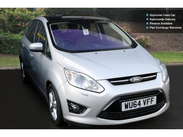 buy online ford c max 1 6 tdci titanium x 5dr diesel estate for sale bristol street motors. Black Bedroom Furniture Sets. Home Design Ideas