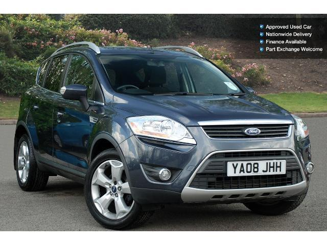 used ford kuga 2 0 tdci zetec 5dr diesel estate for sale bristol street motors. Black Bedroom Furniture Sets. Home Design Ideas