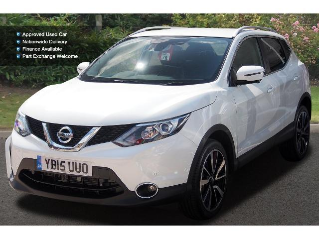 used nissan qashqai 1 2 dig t tekna 5dr xtronic petrol hatchback for sale bristol street motors. Black Bedroom Furniture Sets. Home Design Ideas