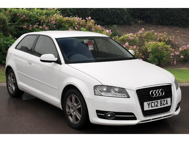 used audi a3 1 6 tdi se 3dr diesel hatchback for sale bristol street motors. Black Bedroom Furniture Sets. Home Design Ideas