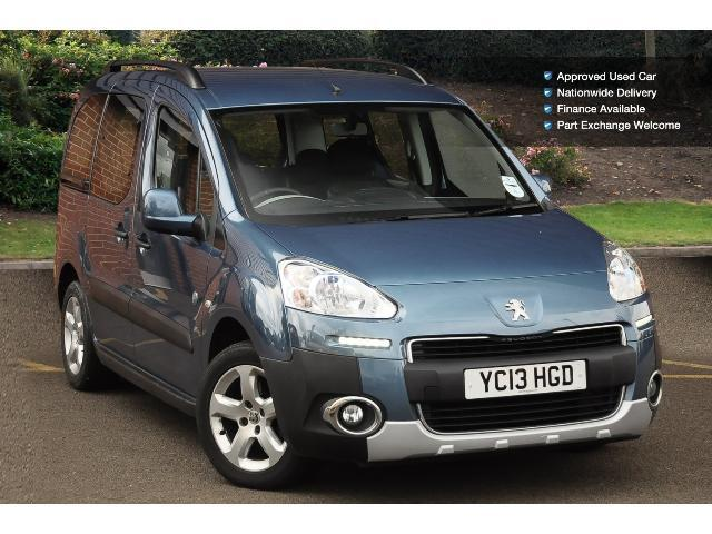 book a used peugeot partner tepee 1 6 hdi 92 outdoor 5dr diesel estate test drive bristol. Black Bedroom Furniture Sets. Home Design Ideas