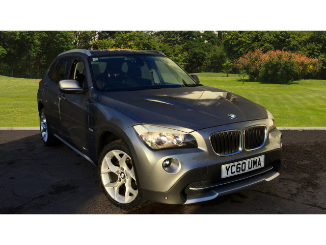 book a used bmw x1 xdrive 20d se 5dr step auto diesel. Black Bedroom Furniture Sets. Home Design Ideas
