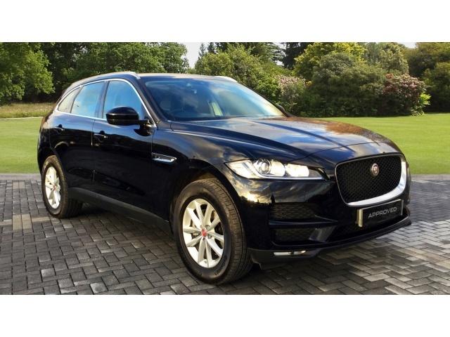 used jaguar f pace 2 0d prestige 5dr diesel estate for sale bristol street motors. Black Bedroom Furniture Sets. Home Design Ideas