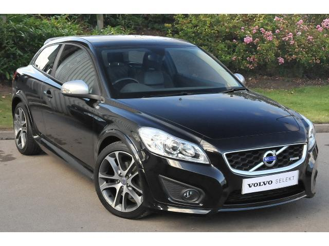 used volvo c30 d5 r design sport 3dr diesel coupe for sale. Black Bedroom Furniture Sets. Home Design Ideas