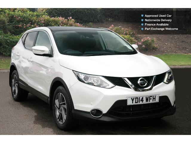book a used nissan qashqai 1 6 dci acenta premium 5dr xtronic diesel hatchback test drive. Black Bedroom Furniture Sets. Home Design Ideas