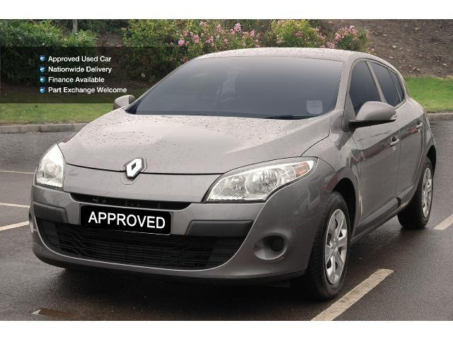 used renault megane 1 5 dci 86 expression 4dr euro 4 diesel saloon for sale bristol street. Black Bedroom Furniture Sets. Home Design Ideas