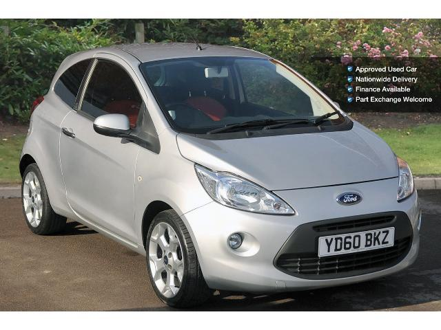 used ford ka 1 2 titanium 3dr petrol hatchback for sale bristol street motors. Black Bedroom Furniture Sets. Home Design Ideas