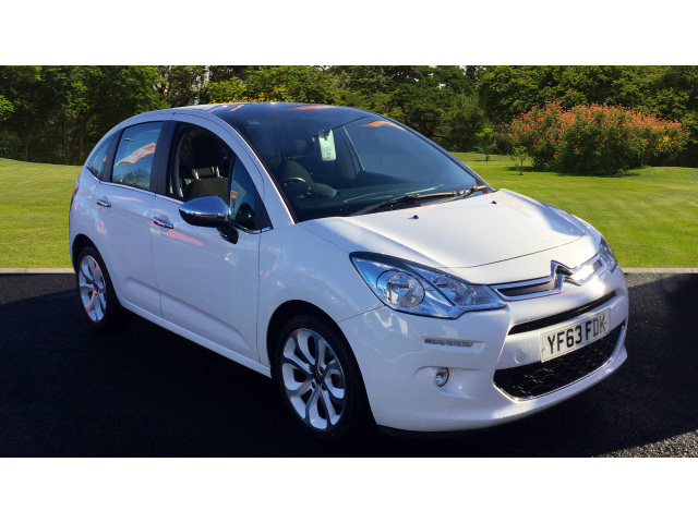 Citroen C3 1.2 Vti Selection 5Dr Petrol Hatchback