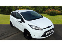 Ford Fiesta 1.25 Style 5Dr [82] Petrol Hatchback