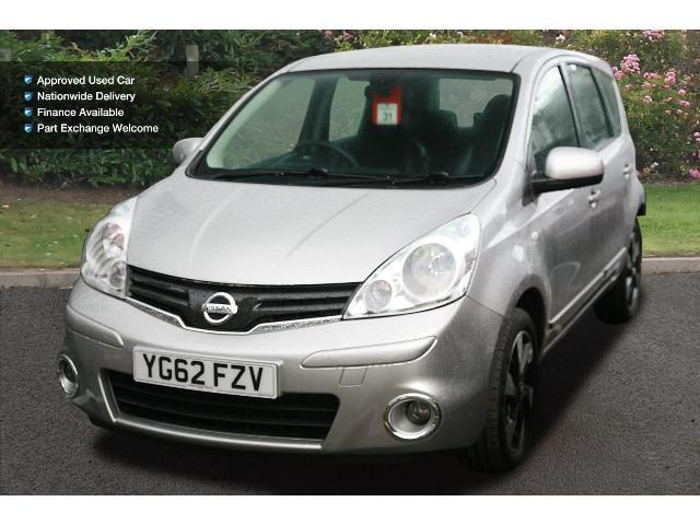 used nissan note 1 5 90 dci acenta 5dr diesel hatchback for sale bristol street motors. Black Bedroom Furniture Sets. Home Design Ideas