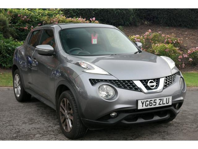 used nissan juke 1 6 acenta premium 5dr xtronic comfort. Black Bedroom Furniture Sets. Home Design Ideas