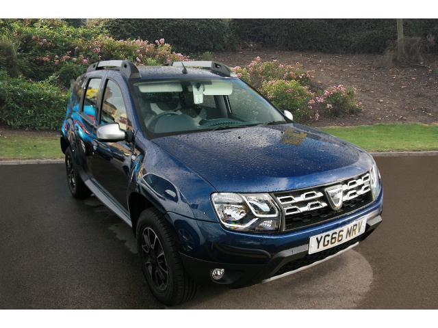 used dacia duster 1 5 dci 110 prestige 5dr 4x4 diesel. Black Bedroom Furniture Sets. Home Design Ideas