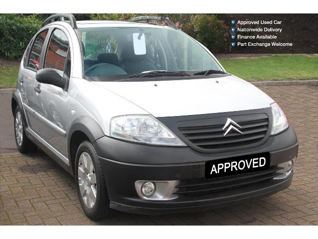 book a used citroen c3 1 4i 16v xtr 5dr sensodrive petrol. Black Bedroom Furniture Sets. Home Design Ideas
